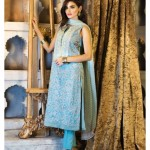 Khaadi Eid Ul Azha Autumn Suit For Women 2015