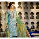 Khaadi Latest Lawn Eid ul azha Wear 2015 (3)