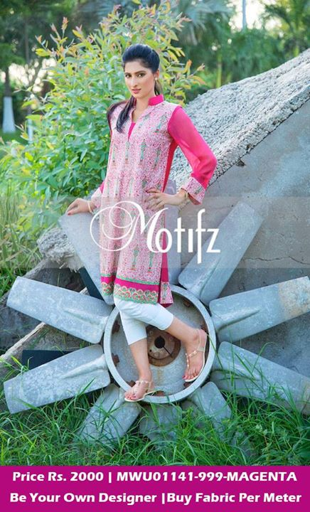 New Motifz Eid Collection 2015 For Women