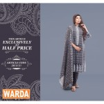 Warda Eid Dresses Collection 2015 2016 New Design for women