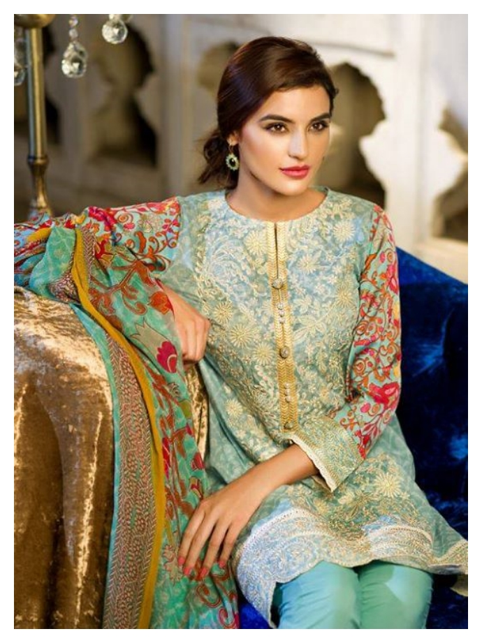 Khaadi Lawn Eid Collection 2015-3016