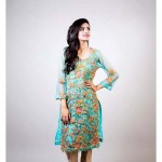 Kurti with tights by Tassels Euphoria