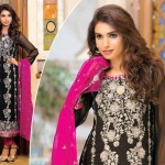 Latest Royal Fantasy by Falak Fabrics 2016 dresses