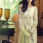 Maria B Mbroidered Unstitched Collection 2015-16