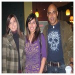 Mahnoor Baloch with Husband and Daughter