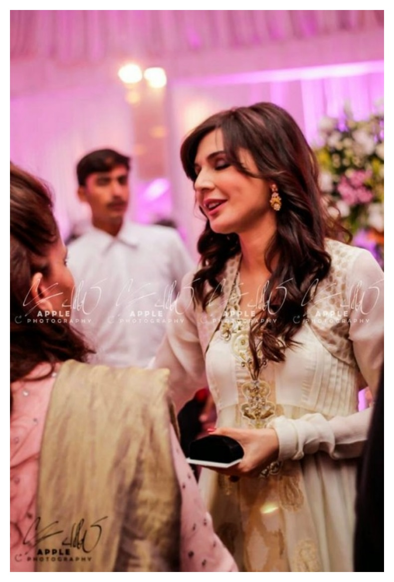 Wedding, Nikah Laila Hameed (Mahnoor Baloch's Daughter) New pictures