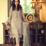 Maria B Mbroidered Unstitched eid resses 2015-16