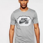 Men's printed T-shirts Asos (1)