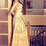 DUSK Stylish Party Wear Dresses Collection 2015 by Mifrah (2)
