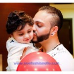 Model Mathira celebration her son's first birthday pictures