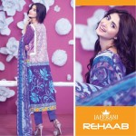 Exclusive Rehaab Eid-ul-Adha Collection 2015-16 for women