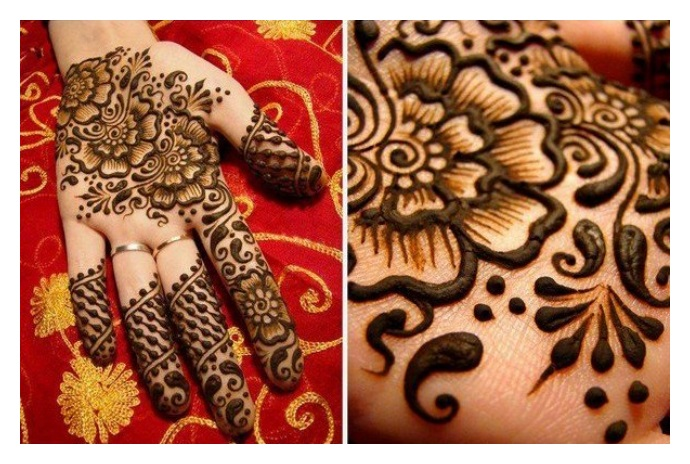 Newest MEHNDI DESIGNS