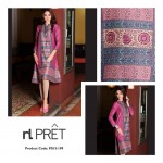 Nishat Linen Eid Collection 2015 2016 for Girls