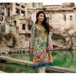 Origins Eid festival Girls Kurta design 2015-2016 (2)
