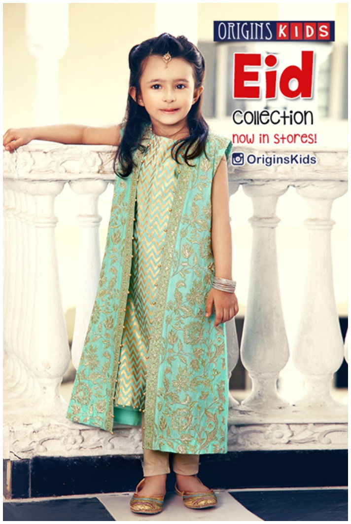 Kids Eid ul Azha dresses 2015-16 by Origins Kids