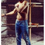Pakistani Boxer Amir Khan Goes Shirtless for Pepe Jeans (3)