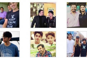 Pakistani Celebrities With Their Families