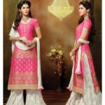 Latest Palazzo Suits Design Pakistani Online