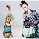 Fall Winter Girls dresses by Prada