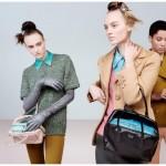 Prada Ladies FallWinter 2015-2016 Fashion By Steven Meisel (10)