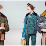Prada Ladies FallWinter 2015-2016 Fashion By Steven Meisel (11)