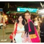 Maria Wasti and Ayesha Omer in bikini