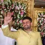 The photos of Rasm e hina of Ahmad Shahzad