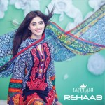 New Exclusive Rehaab Eid-ul-Adha Collection 2015-16 for Girls