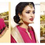 Royal Sarees Beautiful Latest Saree Designs 2015-16 for Women (9)