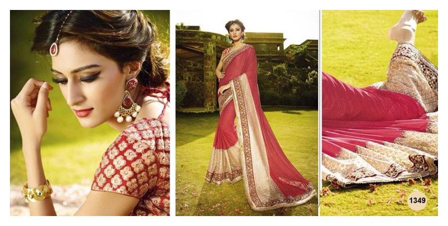 Royal Sarees Latest Collection for Women)