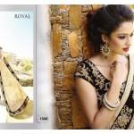 Royal Sarees Winter Fall Indian Hot Saree Designs 2015-16 for Women (3)