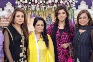 Sadia Imam Celebrate Her Daughter Birthday