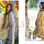 Sana & Samia New lawn for Eid