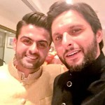 Cricketer Ahmed Shahzad And Sana Murad Wedding Photos