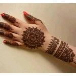 Nice pics of MEHNDI DESIGNS