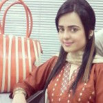 Sumbul Iqbal Stylish Spa Pics