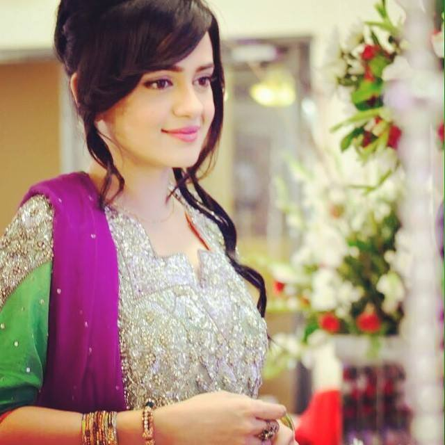 Actress Sumbul Iqbal Profile Biography Pictures