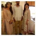 Syra Yousuf And Shehroz Latest Photos (5)