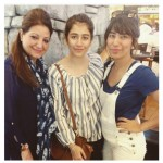 Syra Shehroz Unseen Family Showbiz Freinds Pictures (16)