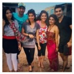 Syra Shehroz Unseen Family Showbiz Freinds Pictures (8)