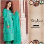 Taana Baana Eid Fall Sawlar kameez 2015 for Women (1)