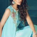 Teena By Hina Butt Beautiful Eid Wear 2015 For Women (5)