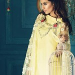 Teena By Hina Butt Beautiful Eid Wear 2015 For Women (2)
