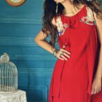 Teena By Hina Butt Beautiful Eid Wear 2015 For Women (3)