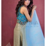 Designer Umsha By Uzma Babar Pret Wear Collection 2015 For Women (4)