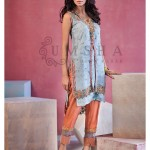 Umsha by Uzma Babar FallWinter Luxury Pret Collection (1)