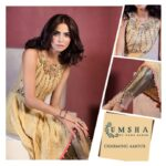 Umsha By Uzma Babar Fall Winter Luxury Pret