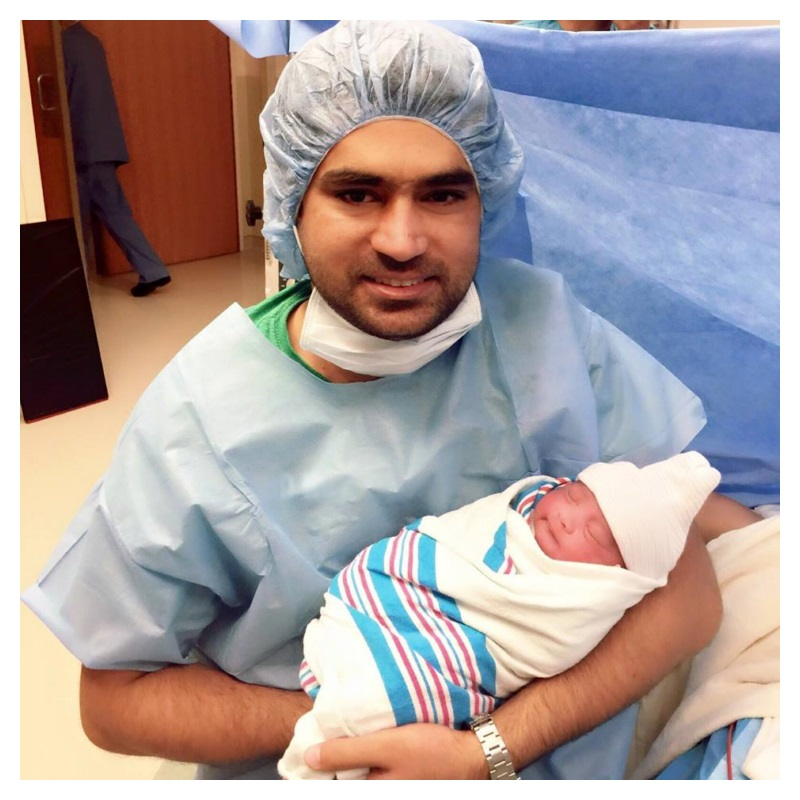 Veena Malik Blessed with a Baby Girl