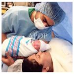 pakistani Actress Veena Malik gives birth to a baby girl