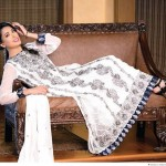 Latest Frock design for Eid
